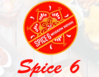 Redesign Concept for Spice-6 App