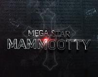 Megastar Mammootty - Card - Abrahaminte Santhathikal