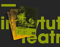 Programme zine /Zbigniew Raszewski Theatre Institute