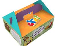 Packaging design / academic