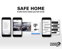 Safe Home - Ikea - Future Lions