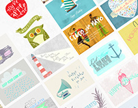 Greeting Cards for Eventure