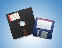 Floppies Icons
