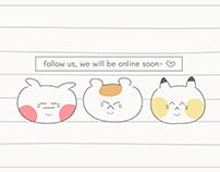 Geloxi Chu Cute Twitch Overlay Stream Package