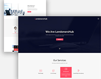 LondonersHub | Creative Agency Template