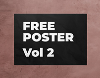 FREE POSTER MOCK UP 2