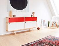Splitter - modular sideboard