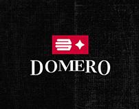 DOMERO l Branding
