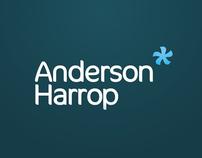 Anderson Harrop Branding