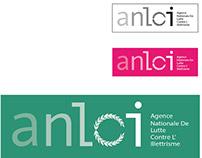 Logo pour l'ANLCI