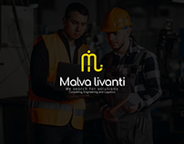 Malva Livanti Logo design