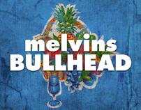 Melvins' Bullhead Typography