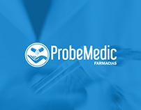 Probemedic Farmacias - Identidad Gráfica
