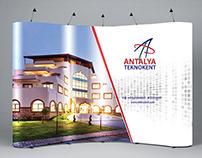 Antalya Teknoket Stand Tasarımı