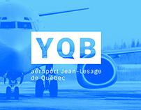 Aéroport Jean-Lesage - YQB
