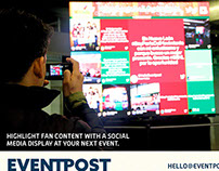 EventPost Social Curation