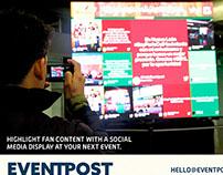 EventPost Social Curation