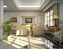 3D Modeling and Rendering - Interior 06