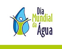 Dia Mundial da Água - Marca e Papelaria