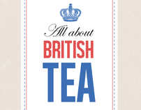 Infographic - British Tea