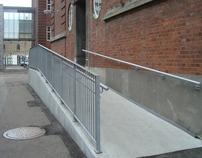 Christianshavns skole, ny indgang / New entrance
