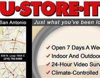 U-Store-It Ads