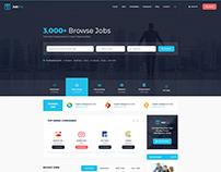 Job Pro - Job Board HTML Template
