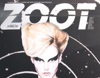 ZOOT MAGAZINE -  Editorial Design & Art Direction 2008