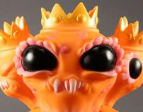 2012 Triple Crown of Yoyo Vinyl Toy
