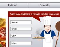 Pizzaweek website