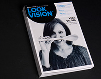 Look Vision Magazine - Portuguese Edition