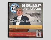 Revista SISJAP, tu sindicato Nº 2 (2014)