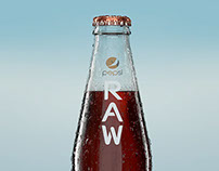 Pepsi RAW 3D model (Vray For C4D)