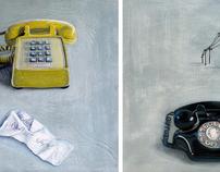 Phone Paintings