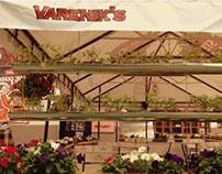 "Pub ""Varenik's"". Summer terrace"