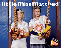 LittleMissMatched Marketing & Packaging