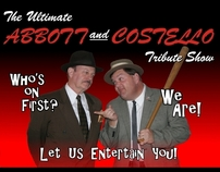 The Ultimate Abbott & Costello Tribute Show