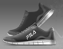 Fila Contrail (unreleased project)