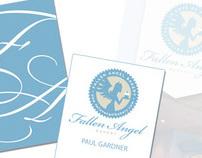 Fallen Angel Bakery Business Cards