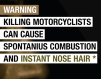 Motorcycle Awareness Campaign