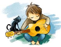 Kinnara & Cat