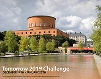 Tomorrow 2019 Challenge
