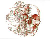Skull Explotion