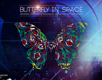 Butterfly in Space