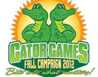 Gator Games Illustrations