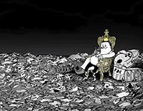 How We Impact our Planet: Interview with Steve Cutts