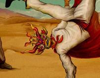 La Furiosa Danza de los Tiranos del Desierto