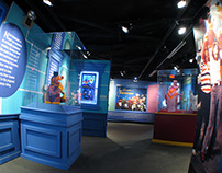 Jim Henson Exhibit Design