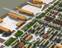 Proyecto de ciudad autónoma y sostenible en Irak.