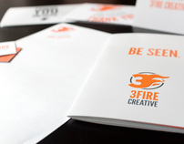 3Fire Creative Rebrand